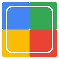 couleurs logo de google