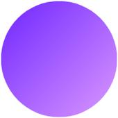 cercle violet