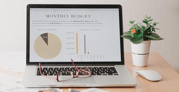 ordinateur budget mensuel