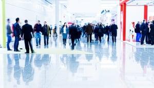 Pourquoi exposer dans des salons commerciaux