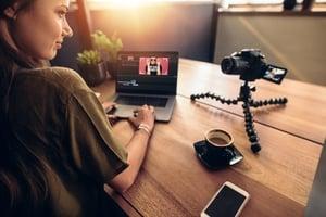 vidéo marketing Web