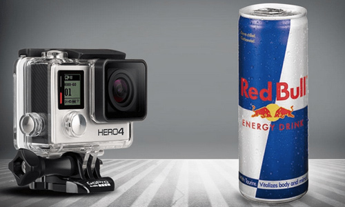 collaboration marketing gopro redbull