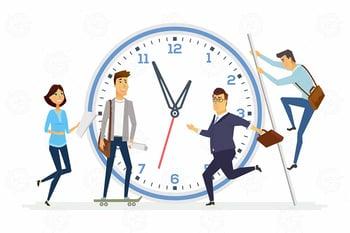 5 raisons de concevoir un calendrier éditorial sur les médias sociaux - sauver du temps